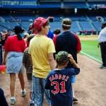 Atlanta Braves' Homeschool Day 2009
