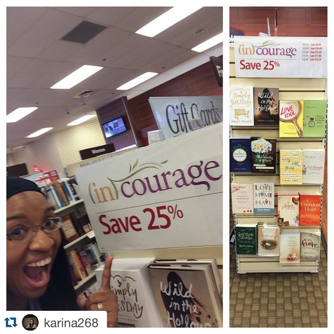 Woo hoo! Theres a new incourage section lifewaystores  Ihellip