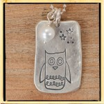 Whoo Do You Love? A Necklace Giveaway from Lisa Leonard's New Fall Collection!