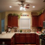 Our Kitchen Lighting Makeover