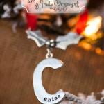 Lisa Leonard Custom Ornament & Coupon Code