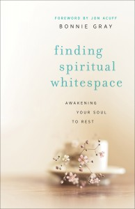Post image for Summer Reading List: Finding Spiritual Whitespace