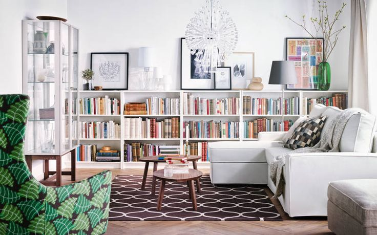 whitebookcases