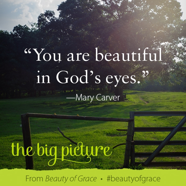 Mary Carver The Beauty of Grace
