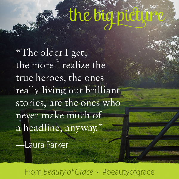Laura Parker The Beauty of Grace