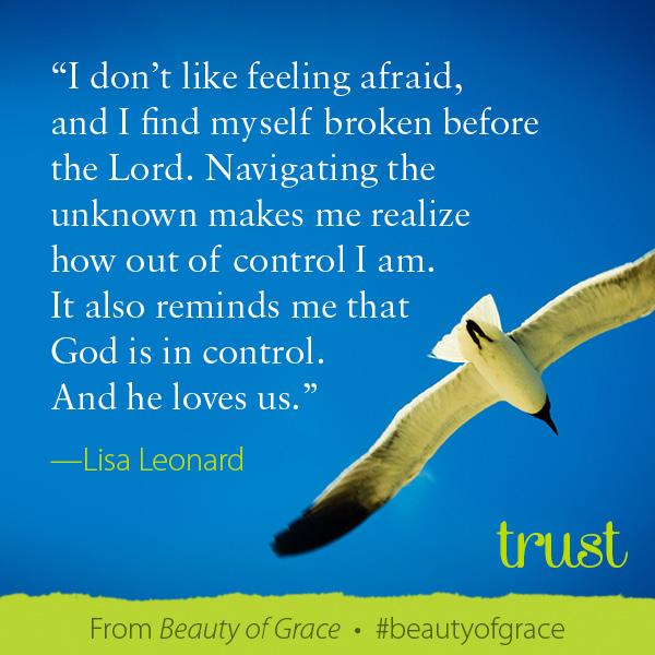 Lisa Leonard The Beauty of Grace