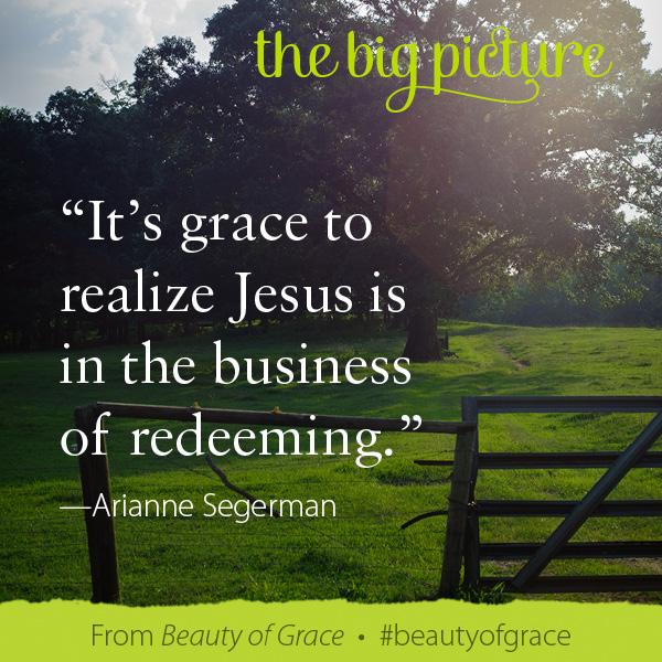 Arianne Segerman The Beauty of Grace