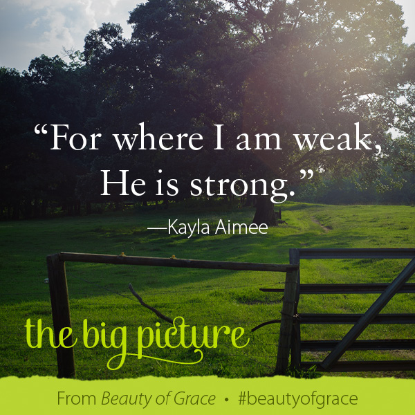 Kayla Aimee The Beauty of Grace
