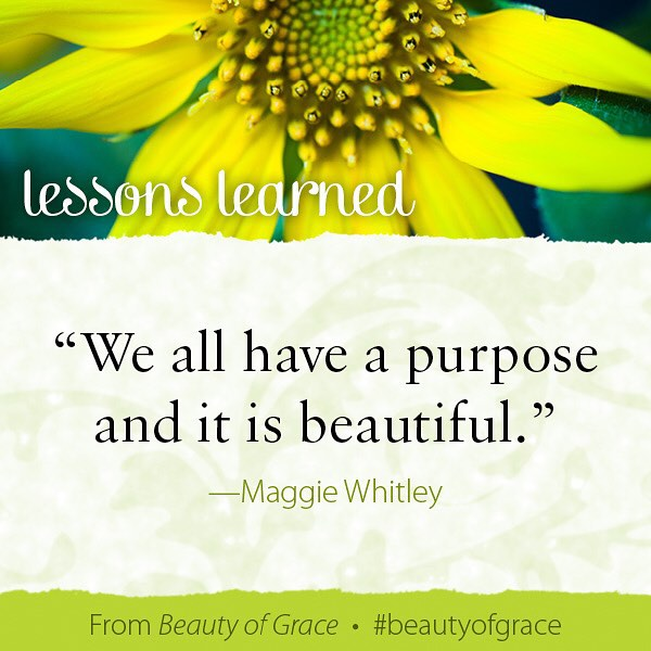We all have a purpose and it is beautiful hellip