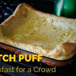 The Dutch Puff: Breakfast for a Crowd